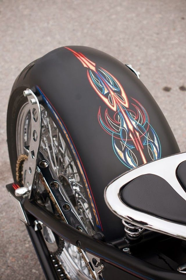 Image Result For Custom Softail Pinstripe Paint Jobs Motos Harley Davidson Motorcycle