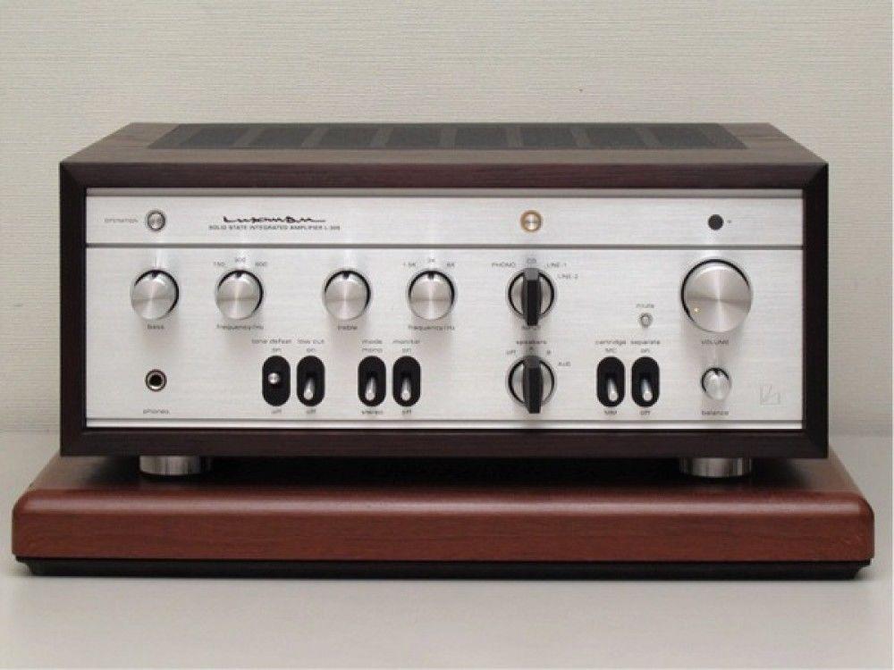 NEW Luxman LUXMAN L305 stero Integrated Amplifier L305