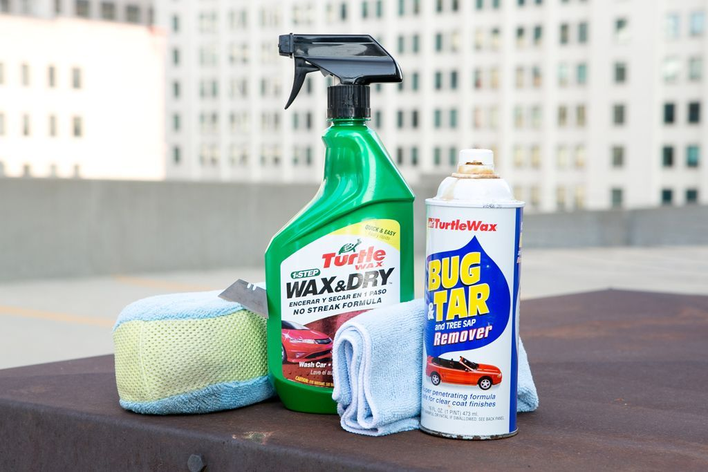 How to Get Rid of Tree Sap on Your Car Remove tree sap
