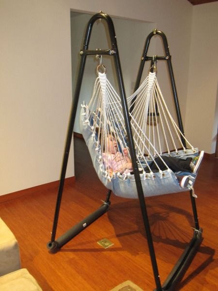 Hammock Chair With Stand Ikea Poang Weight Limit Dream Ada Home Apartment Pinterest
