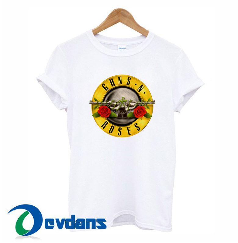 2eb58755b68 Guns N Roses T Shirt Women And Men Size S To 3XL  gucci  tshirt
