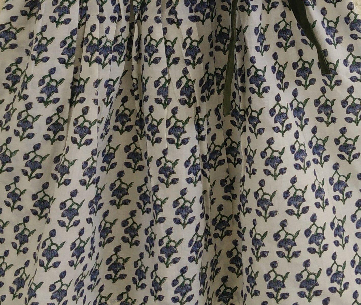 Cotton handprint handblock jaipur fabric fabric prints