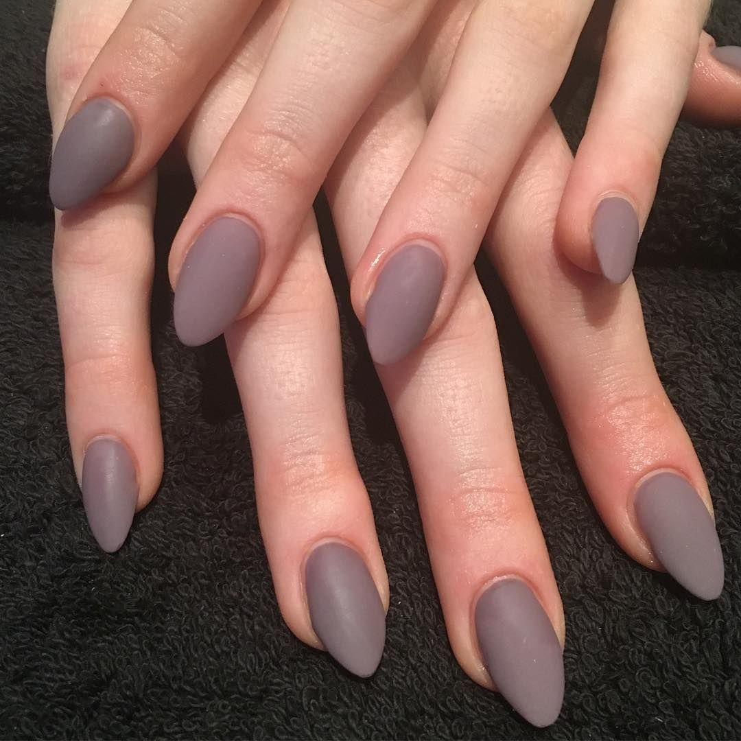 awesome 60 Inspirational Ideas for Almond Nails -- Trendy Nails ...