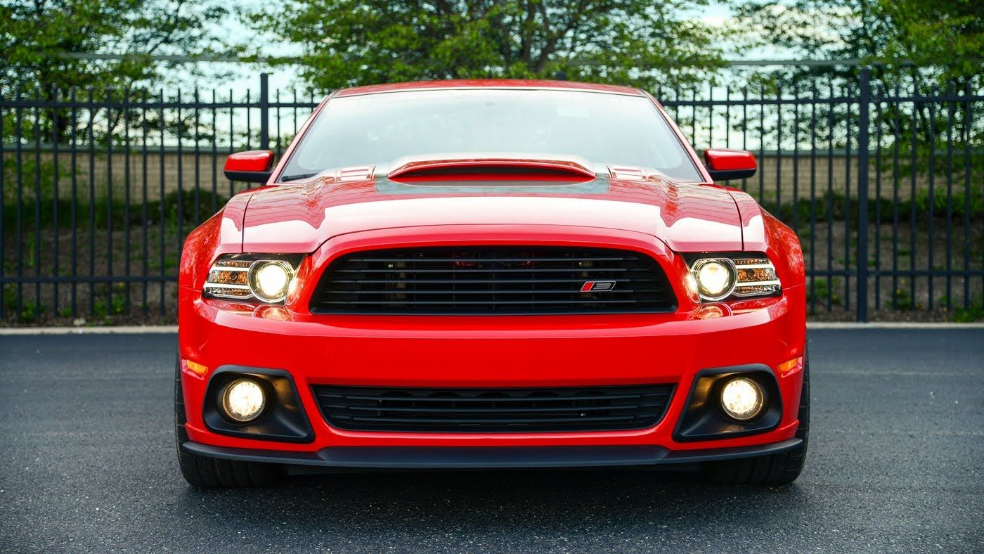 2014 roush stage 3 mustang winding road pov test drive