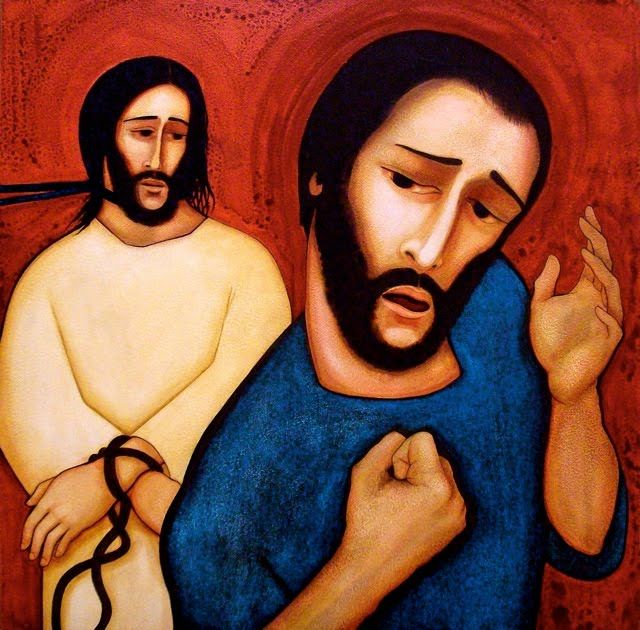 Image result for judas betrays jesus with a kiss michael o#brien