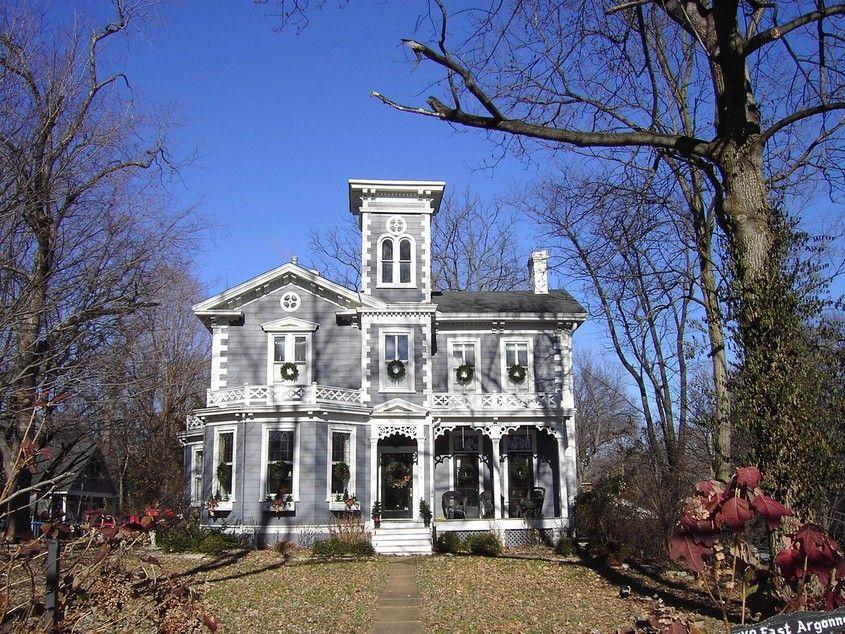 kirkwood mo kirkwood missouri argonne avenue 1860 house rh pinterest com 1860 house montgomery nj 1860 house for sale uk