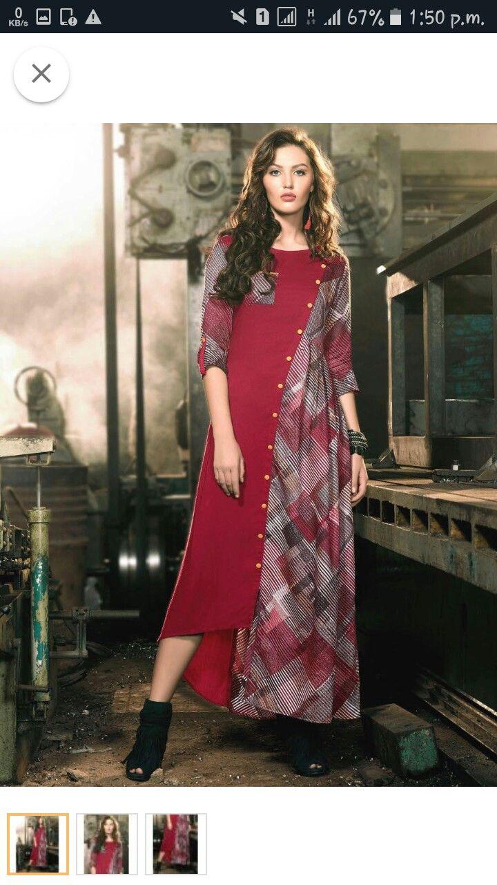 Pin by tanu berry on dresses pinterest kurti kurtis and clothing