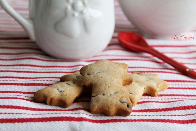 Biscotti con le gocce di cioccolato (anche senza glutine) - La cassata celiaca