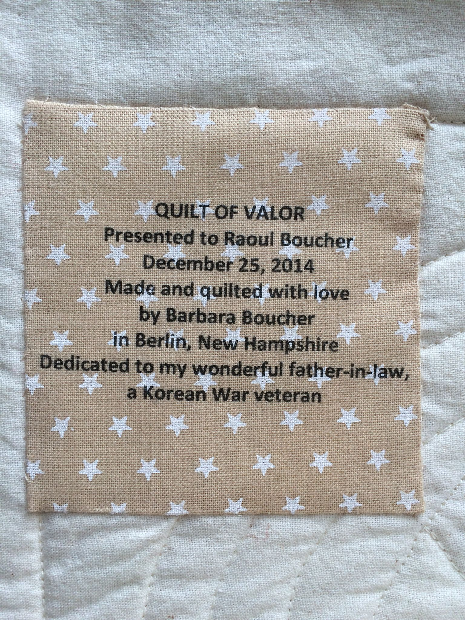 QOV label   Quilts by Barbara   Pinterest   Quilt labels and ... : quilted by labels - Adamdwight.com