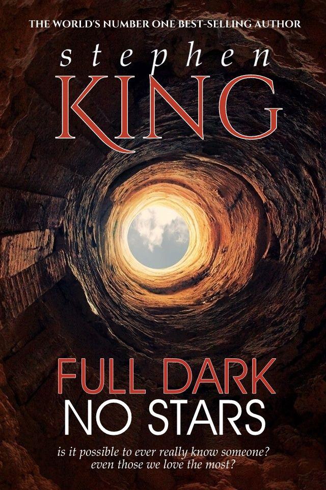 Stephen King Full Dark No Stars Bookcover Coverdesign