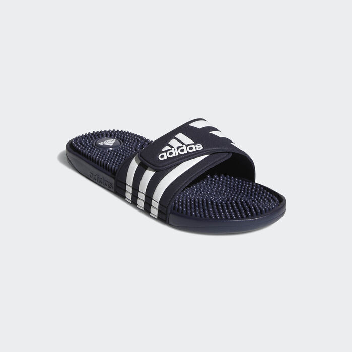 9e51910088 Adissage Slides White 6,7,9 Mens in 2019 | Products | Adidas slides ...