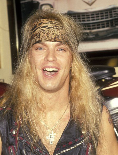 Rocker & Reality Star Bret Michaels Over The Years ...