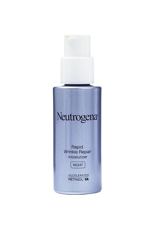 Neutrogena Rapid Wrinkle Repair Moisturizer With Images Best Night Cream Wrinkle Repair Night Moisturizer