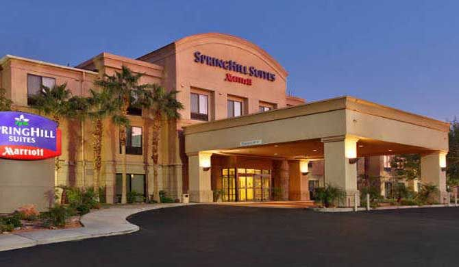 Springhill Suites Yuma The Springhill Suites Yuma By Marriott In