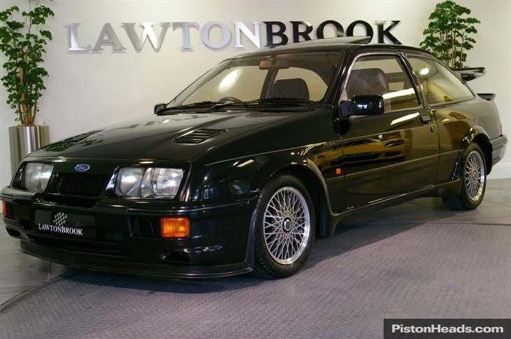 1987 Ford Sierra Rs500 Cosworth Limited To 500 Units Ford