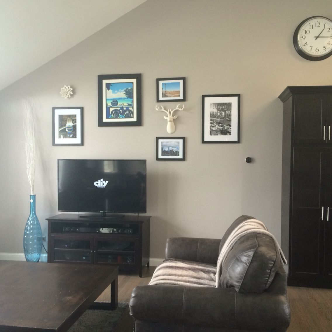 my open concept living room small spaces vaulted ceilings painted