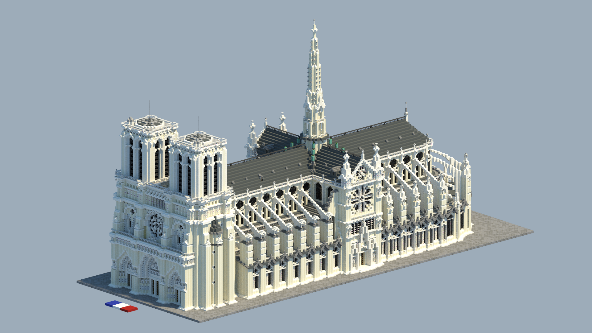 Around The World In 80 Builds Minecraft St Basils Cathedral Minecraft Medieval Building