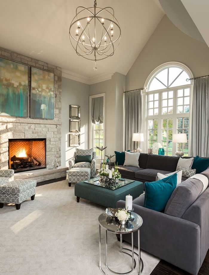 1001 + Ideen für eine moderne und stilvolle Wohnzimmer