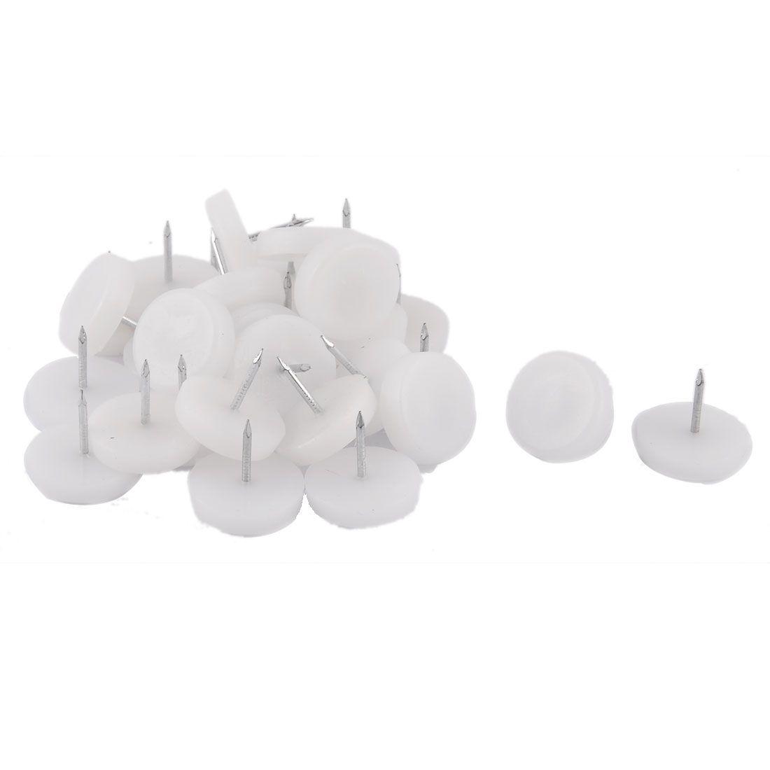 Tischfüsse 24 mm dia kopf möbel stuhl tisch füße protector gleiten nagel