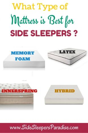 Best Innerspring Mattress For Side Sleepers Mattress Ideas
