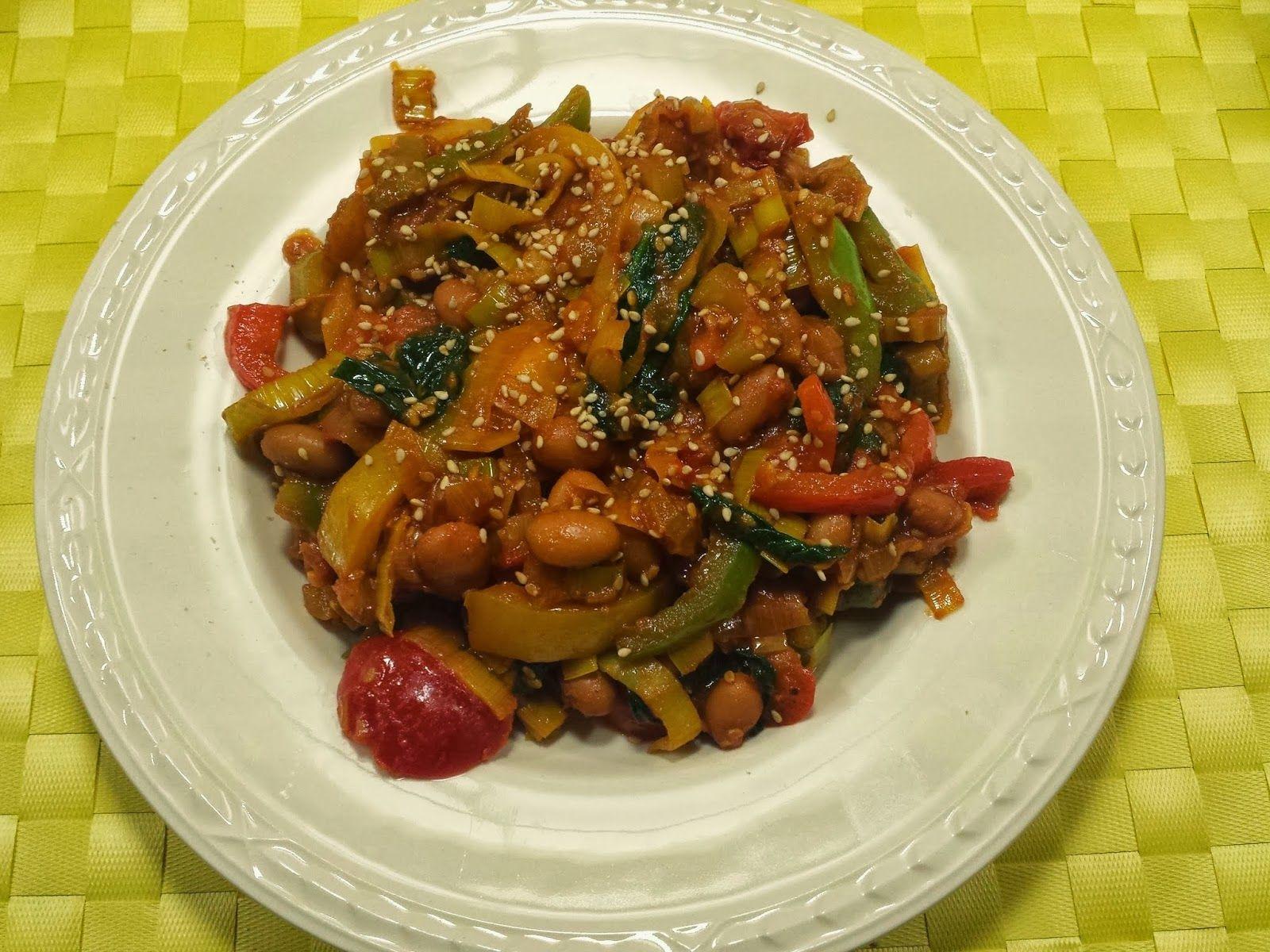Eet Smakelijk Stoofschotel Bruine Bonen