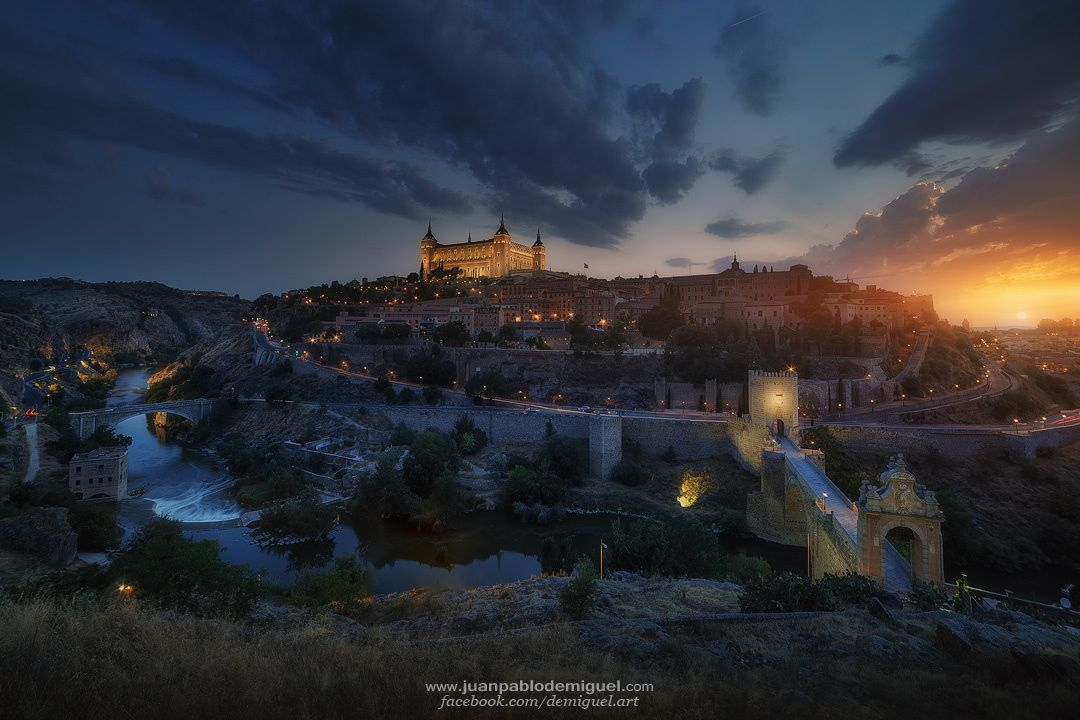 """Toledo - <a href=""""http://www.juanpablodemiguel.com""""> www.juanpablodemiguel.com</a> <a href=""""http://www.juanpablodemiguel.com/Prints""""> Fine Art Prints</a> Like my <a href=""""https://www.facebook.com/demiguel.art/""""> Facebook Page</a> for more frequent updates on travels and photos, <a href=""""https://instagram.com/demiguel/"""">Instagram too</a>. ● Ey! I read ALL the comments, especially ones that offer constructive criticism!"""