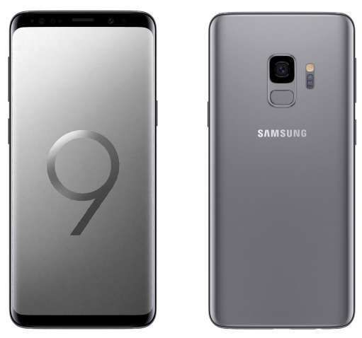 Lovely Samsung Galaxy S9 Plus Silver (With images