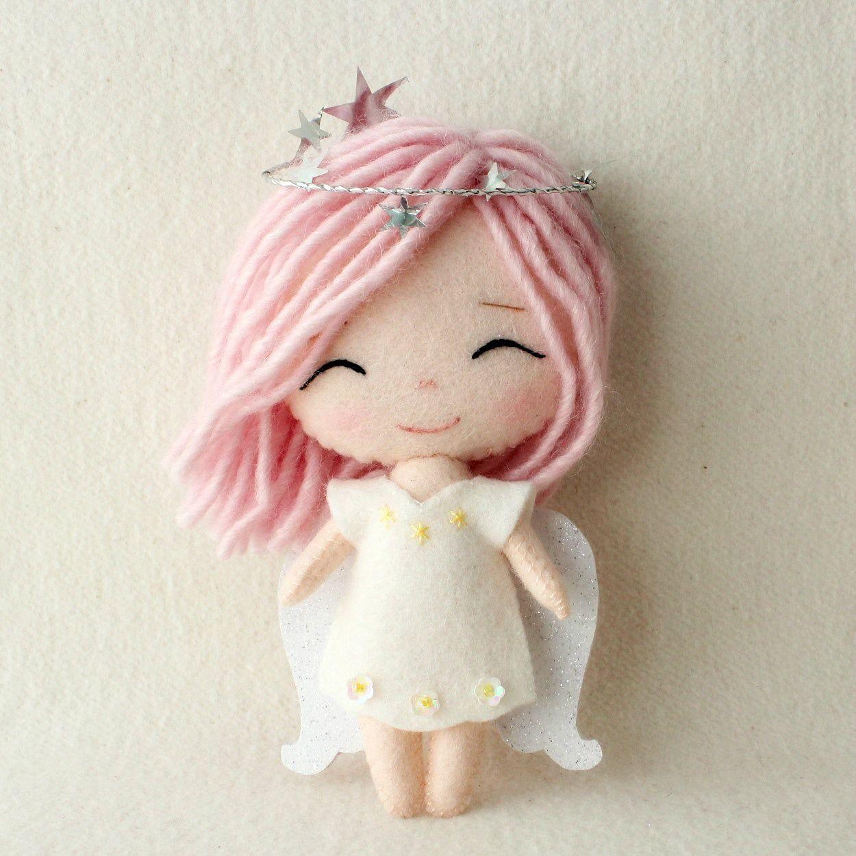 Chibi Angel pdf Pattern | dolls and stuffing | Pinterest | Chibi ...