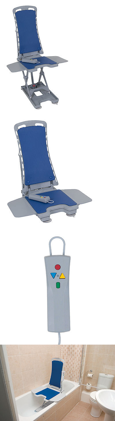Shower and Bath Seats: Drive Medical Whisper Ultra Quiet Bath Lift ...