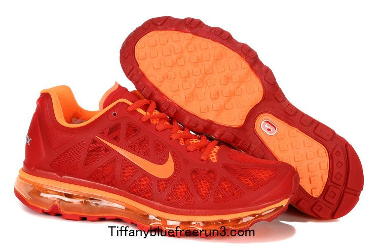 meet 3e942 dd80a Max Orange Total Orange Nike Air Max 2011 Mens  56.57