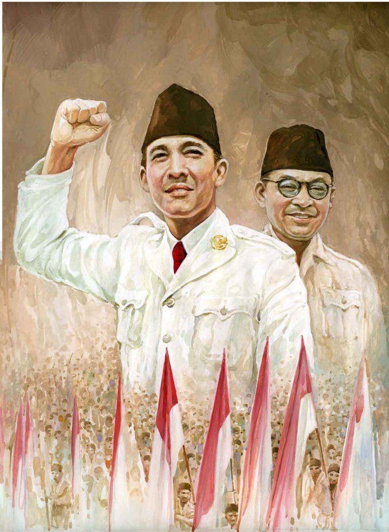 Gambar Pahlawan Kemerdekaan Ri