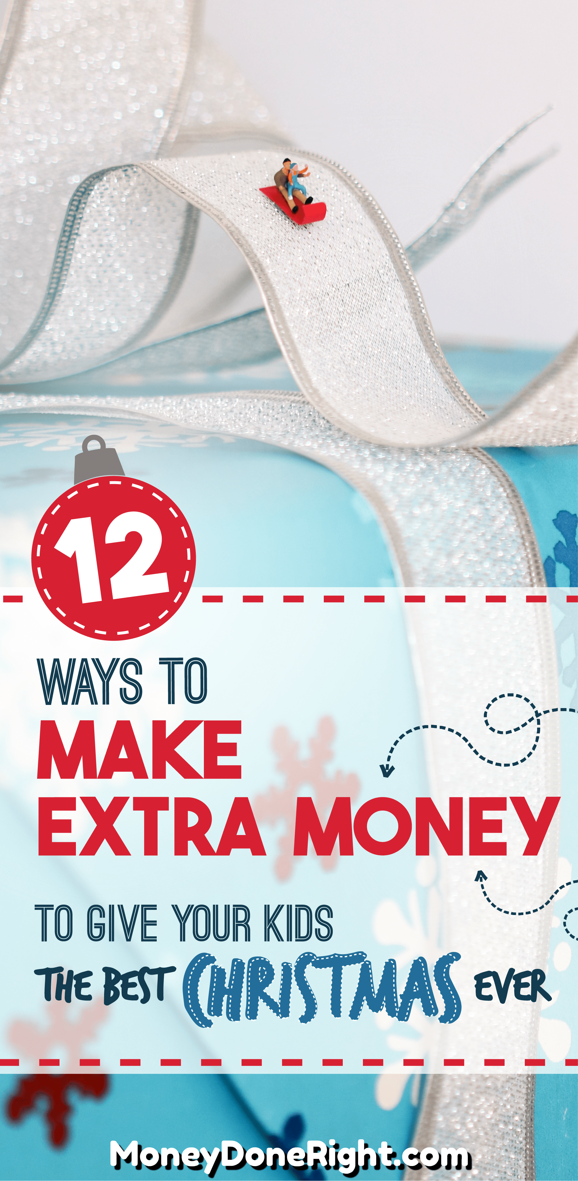 12 Ways to Make Extra Money for Christmas