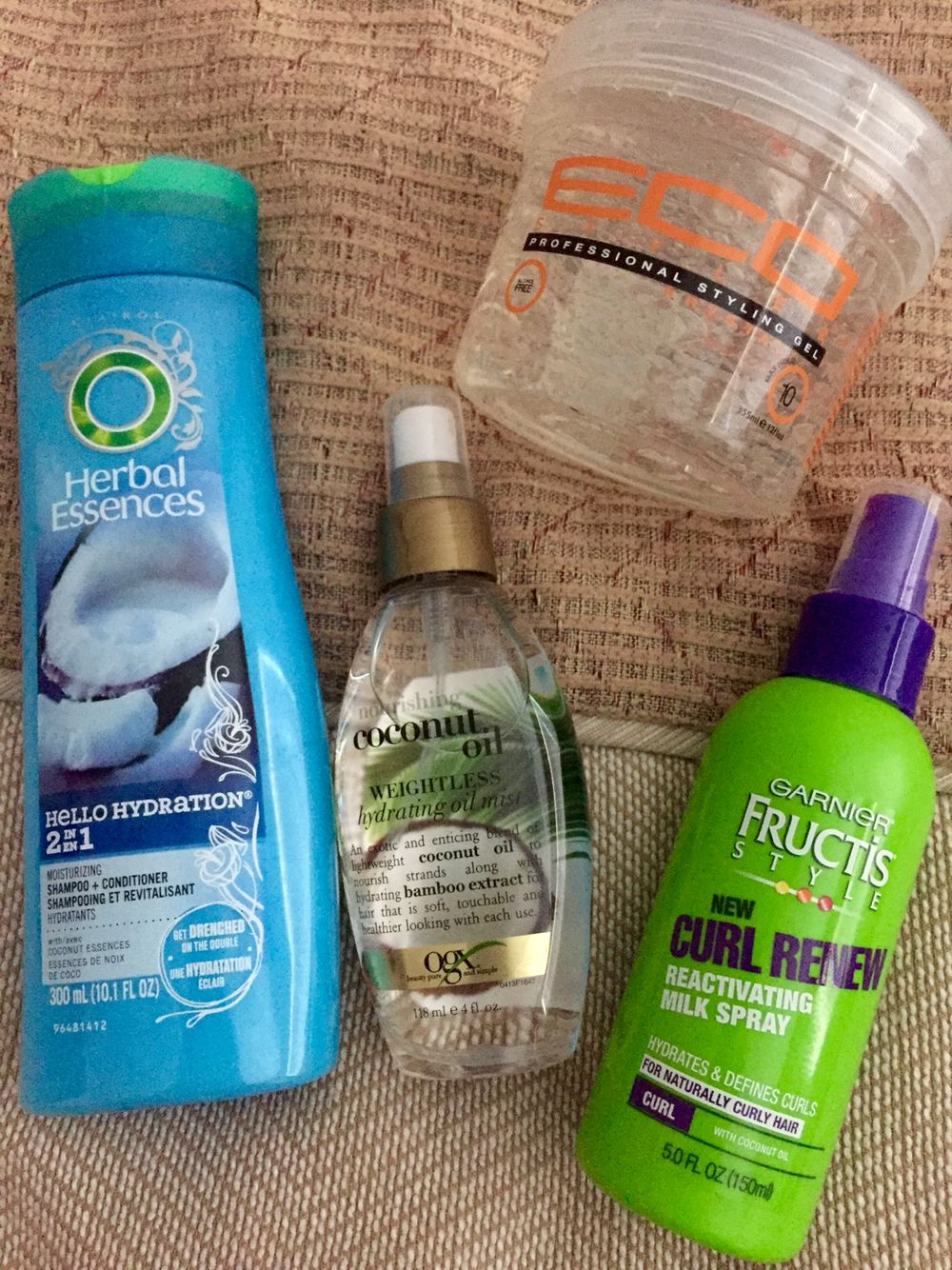Curly Girl Natural Hair Care Routine Natural Hair Care