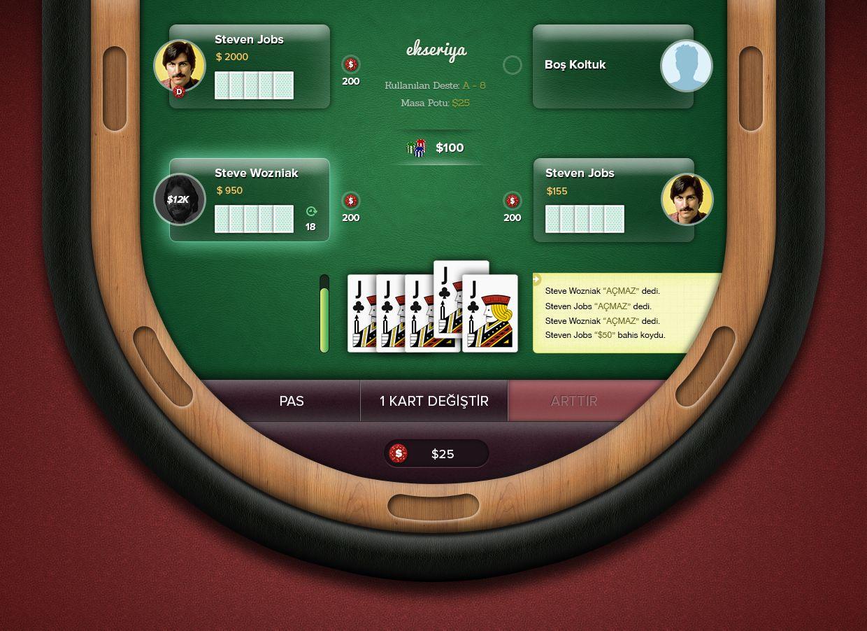 Kapali Poker B Jpg By Bora Dan Poker Casino Games Video Poker