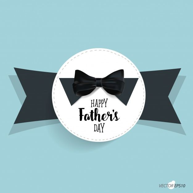 Father's Day And Bow Tie Background | Happy fathers day, Happy ...