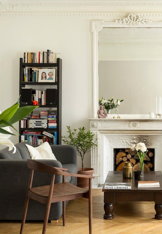 The Kerchum Residence Is A Perfect Mix Of Modern: This Chic Paris Apartment Is A Perfect Mix Of Old & New