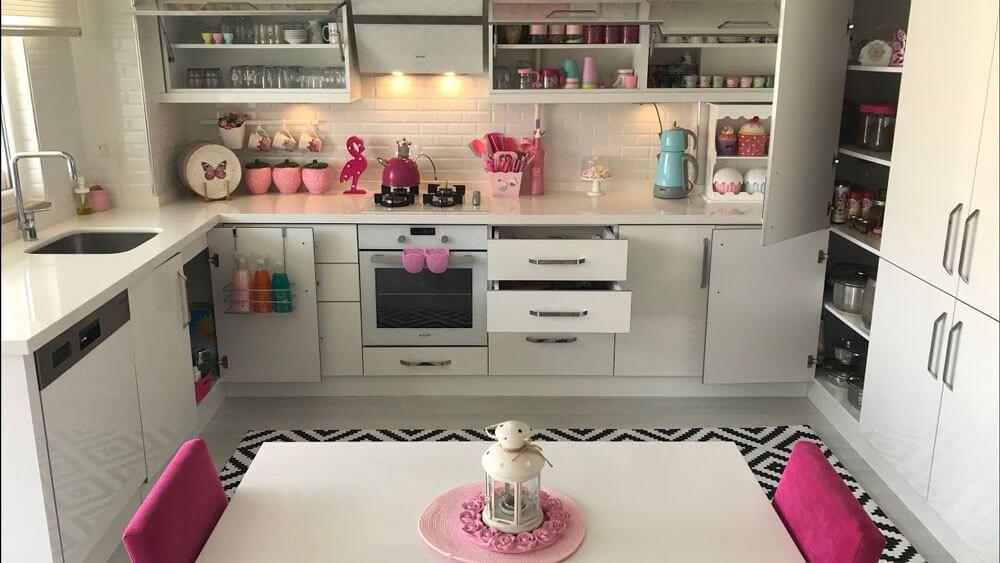 Mutfak Dolabı Düzenleme Nasıl Yapılır