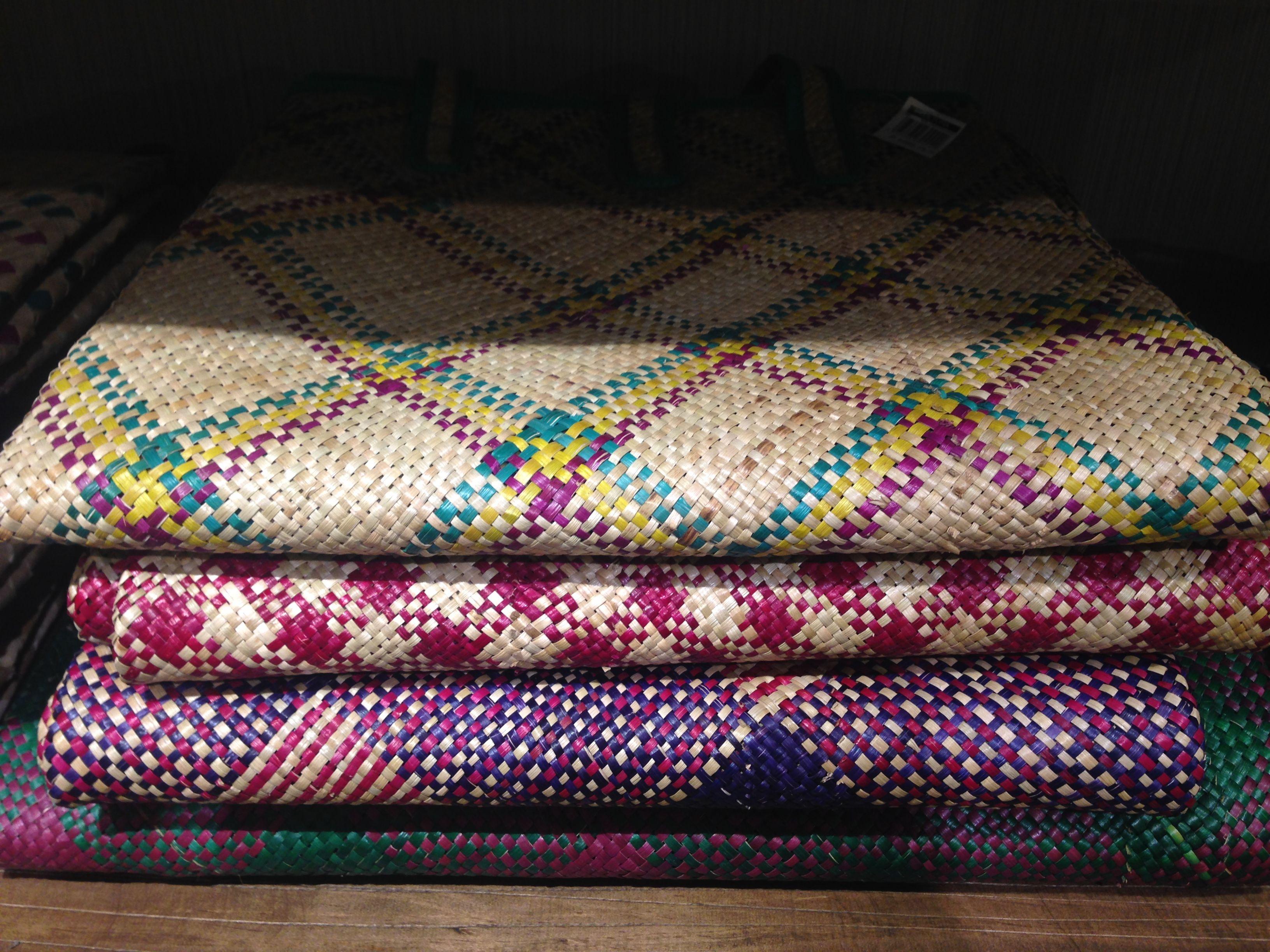 banig made from tikog