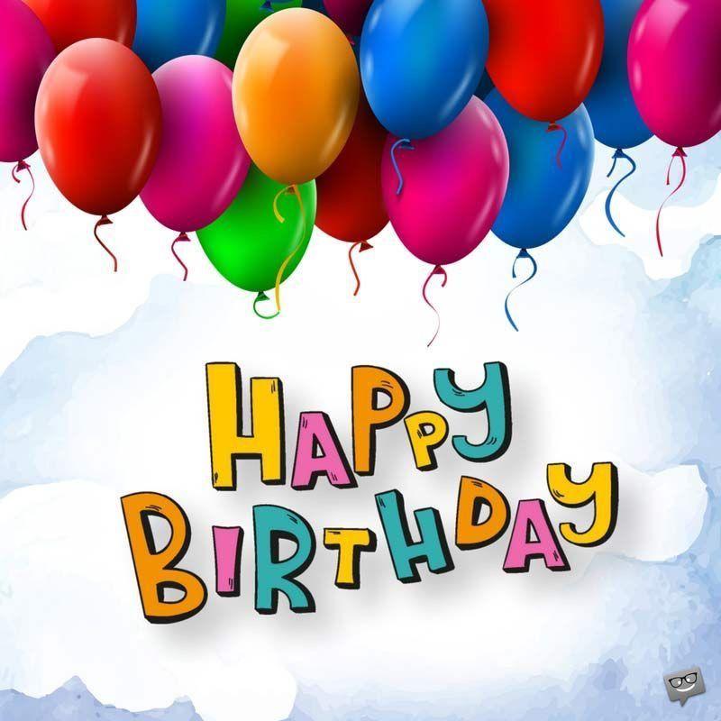 Happy birthday Birthday congratulations, Happy birthday