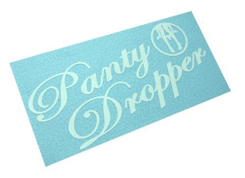 CKECK Panty Dropper Decal JDM Euro Sexy Hot Funny Car Window - Funny decal stickers for carsdetails about panty dropper decal funny car vinyl sticker euro jdm