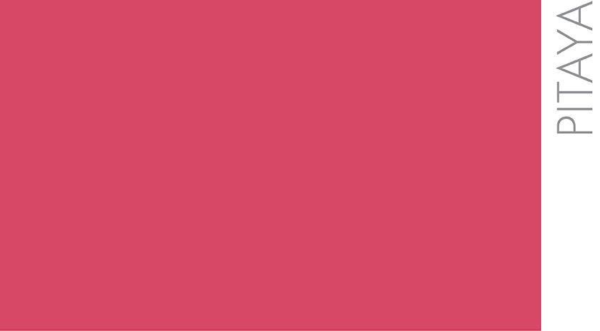 pitaya couleur tonnante que ce rose indien tr s lumineux nuancier. Black Bedroom Furniture Sets. Home Design Ideas