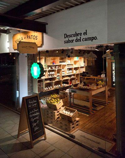 Tiendas villa de patos restaurantes tiendas tienda for Tiendas de muebles para restaurantes