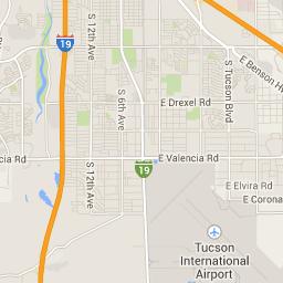 Raytheon Jobs Tucson Arizona United States Employment - Raytheon over the us map