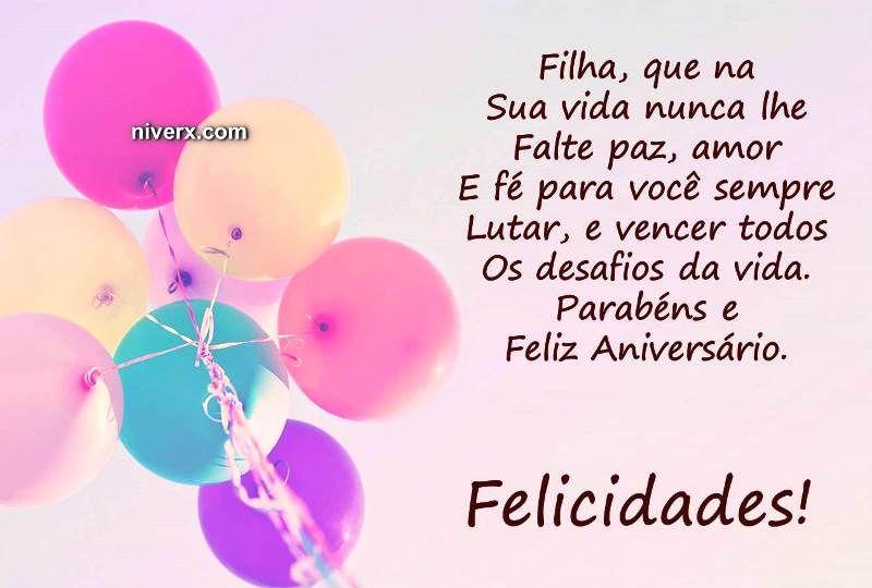 Feliz Aniversário Filha Celular Whatsapp Facebook C42 Imagem 1 Feliz Aniversário Tia Feliz Aniversário Mãe Aniversário De Irmã