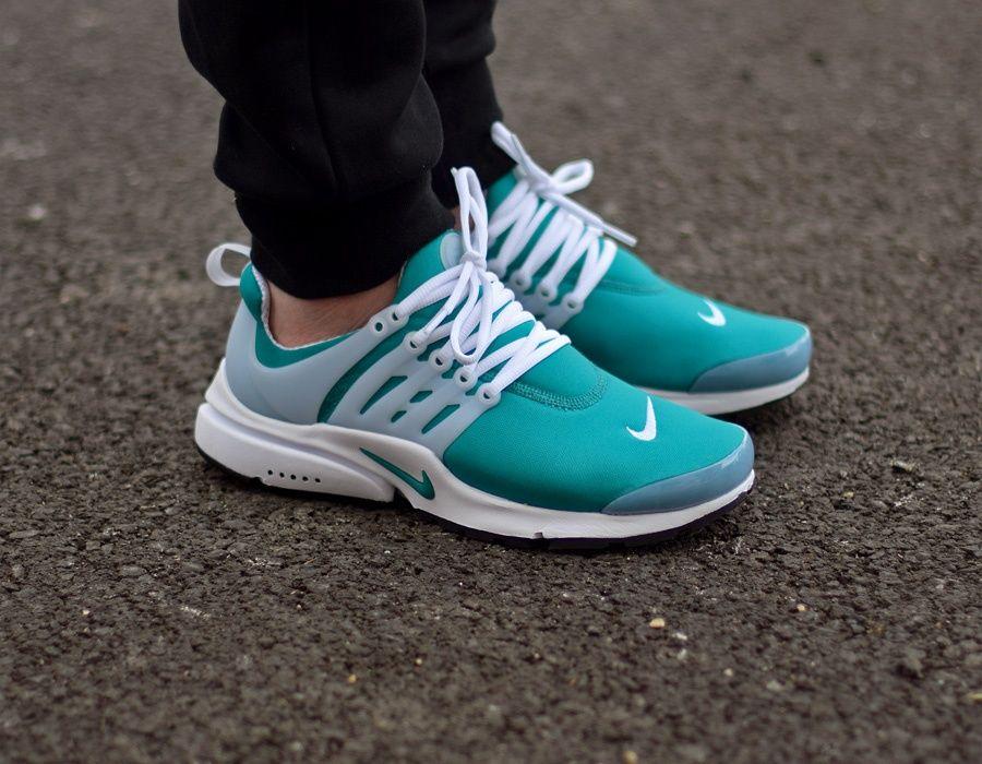 Nike Air Presto Teal 848132-301 | Nike, Running shoes nike, Nike ...