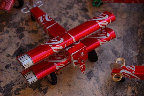 soda can art | Soda can art | Flickr - Photo Sharing!