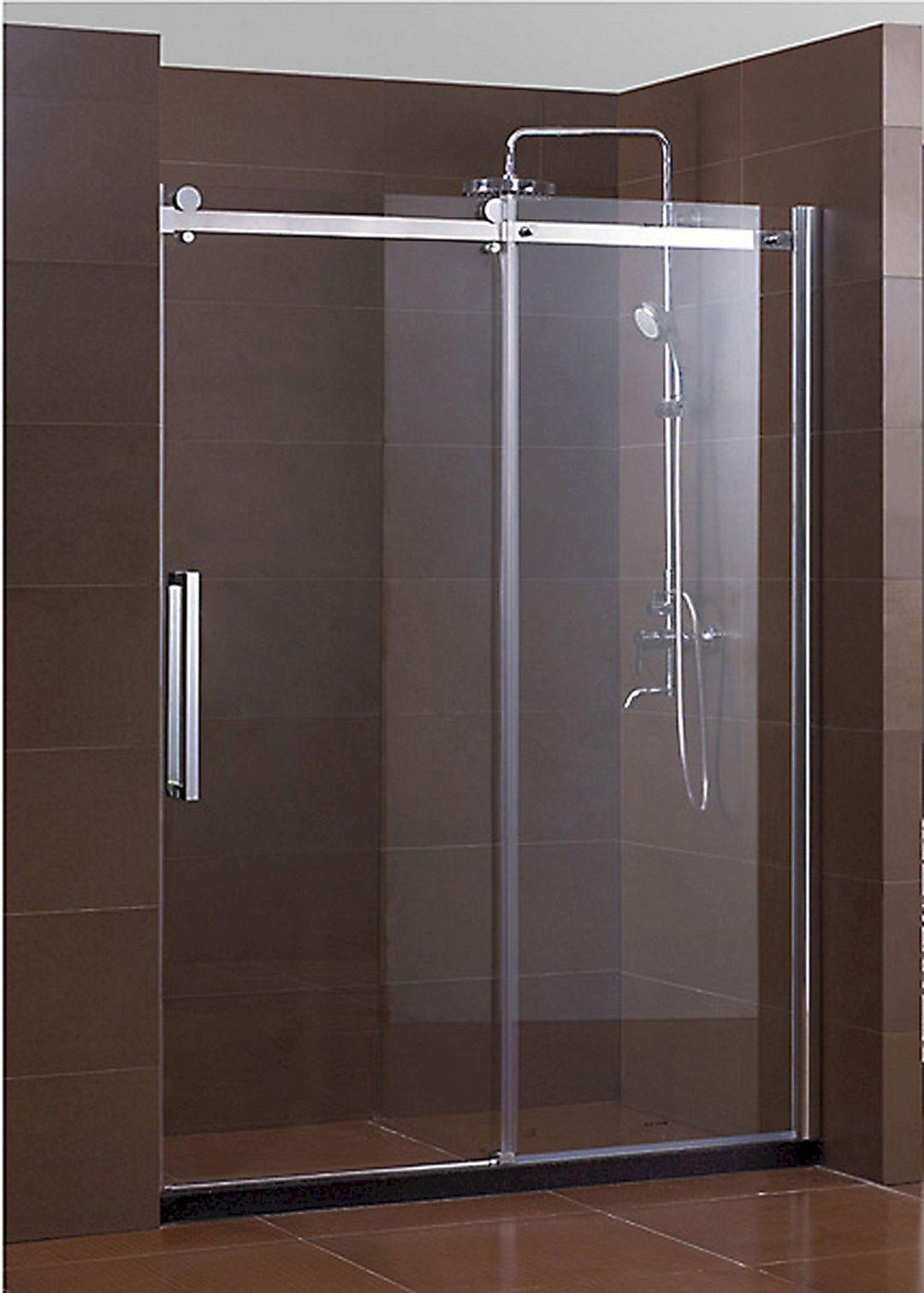 23 Most Popular Bathroom Sliding Shower Door For Amazing Bathroom
