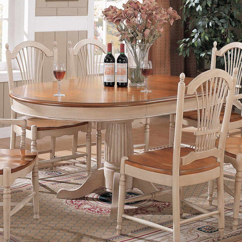 Have To Have Itcottage 60 Insingle Pedestal Dining Table Awesome Single Dining Room Chair Design Inspiration