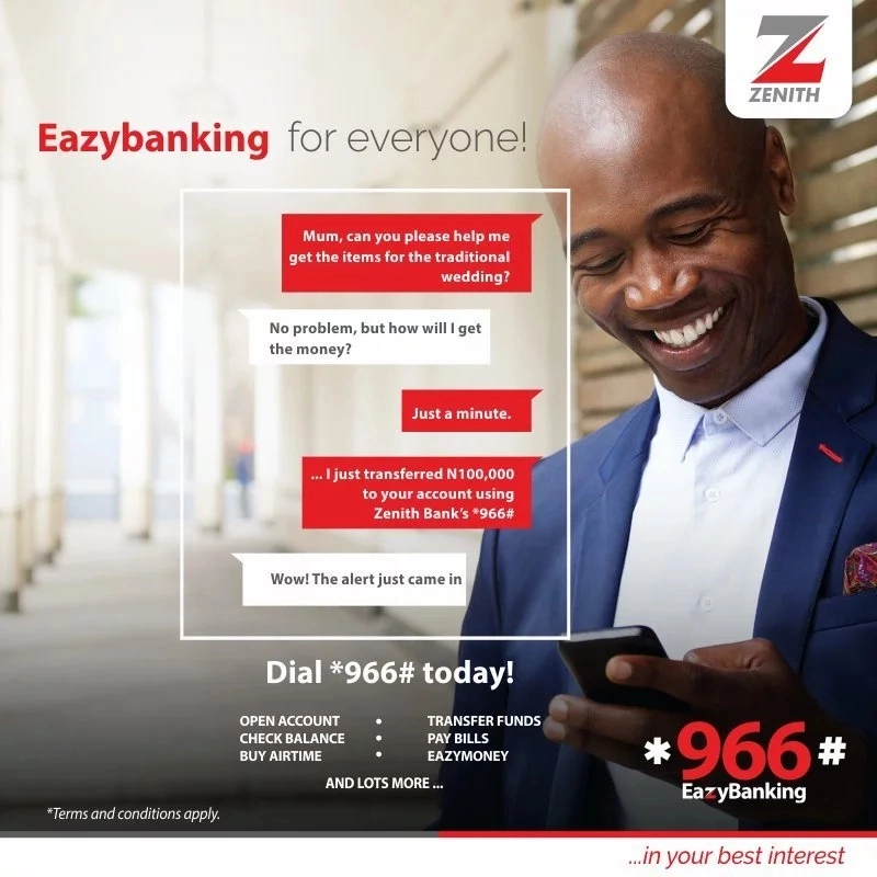 Learn how to transfer money zenith bank using zenith bank