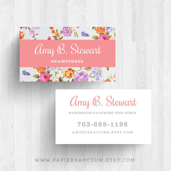 250 custom floral business cards or calling cards free shipping 250 custom floral business cards or calling cards free shipping reheart Image collections